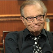 John Rabe Interviews Larry King