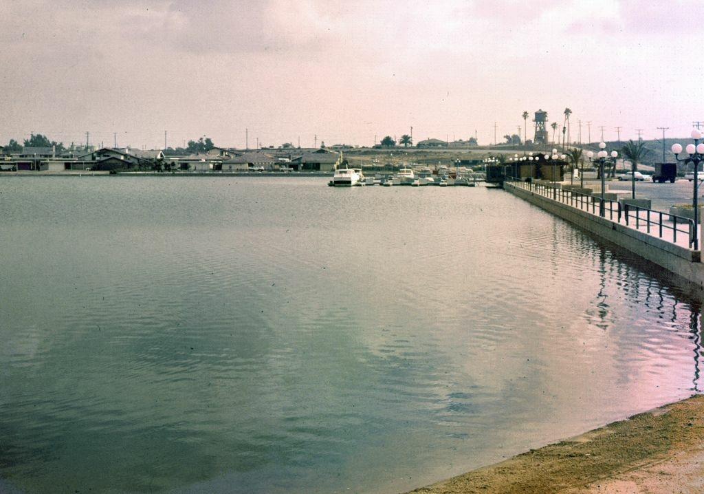 Huntington Harbor in 2010