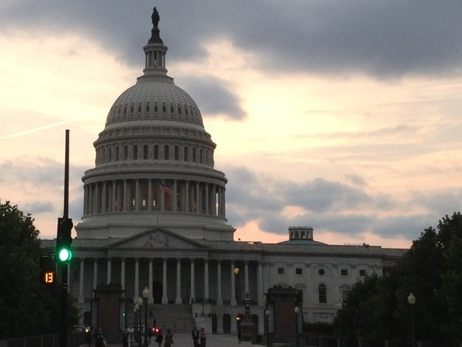 Stormy days ahead in Congress as lawmakers tackle budget deadline