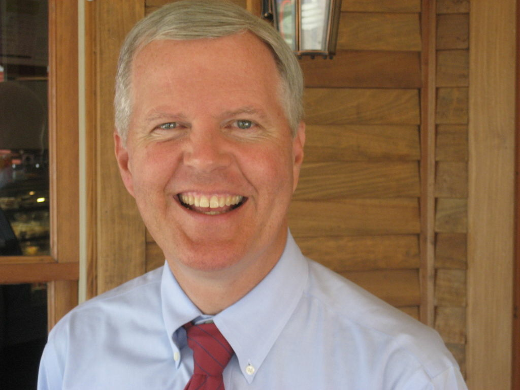Former Congressman Tom Campbell is seeking the Republican nomination for governor.