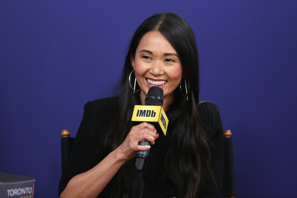 Actress Hong Chau of 'Downsizing' attends The IMDb Studio Hosted By The Visa Infinite Lounge at The 2017 Toronto International Film Festival at Bisha Hotel & Residences on September 10, 2017 in Toronto, Canada.