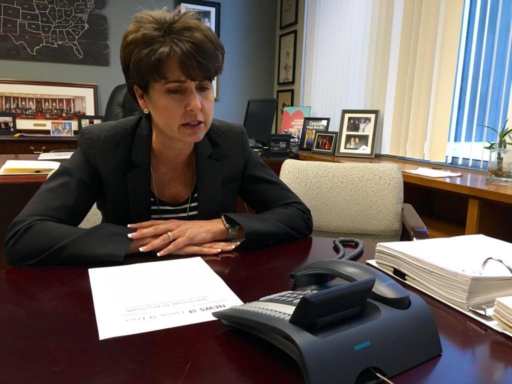 Senator Leyva takes time to speak with Take Two about SB-813.