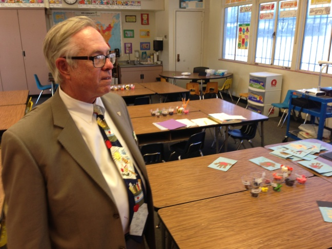 State trustee Donald Brann says turning around the troubled Inglewood Unified School district will require superhero powers.