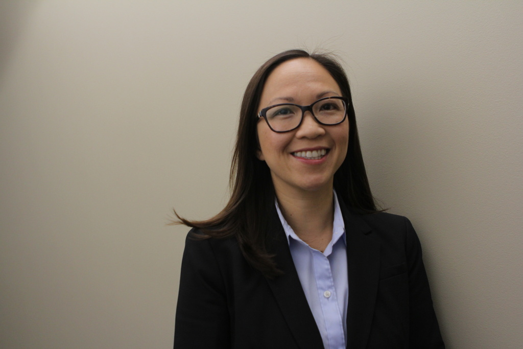 Kim L. Nguyen is a judicial candidate for the L.A. Superior Court.