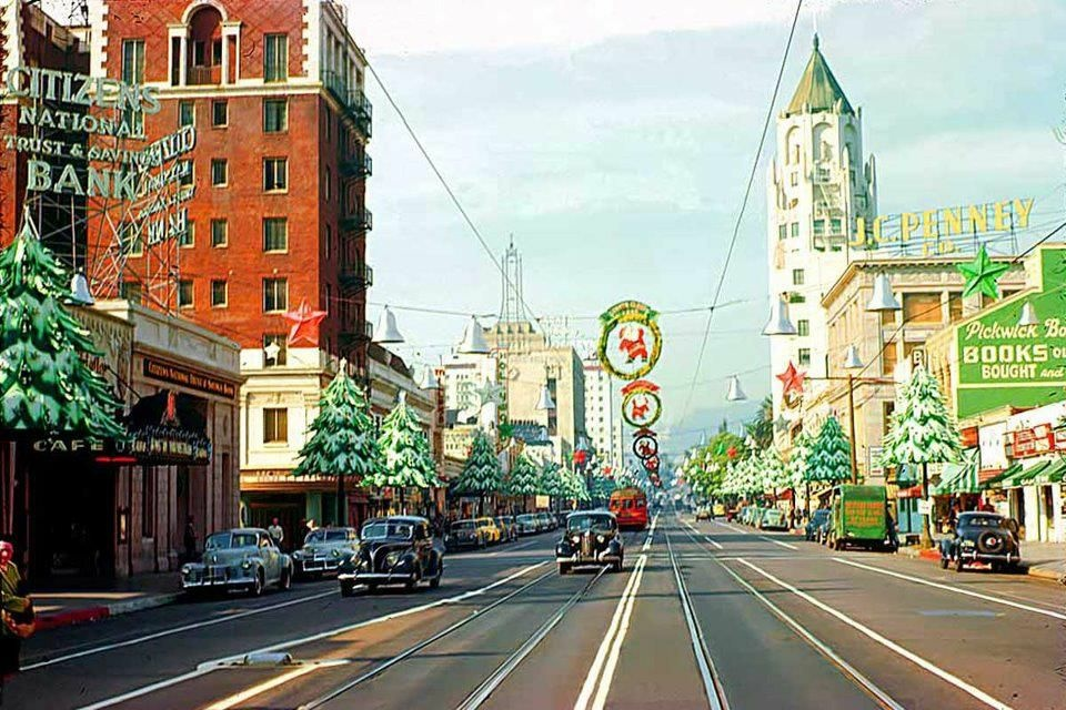 Take Two®   Vintage LA: How Los Angeles celebrated Christmas in the past   89.3 KPCC