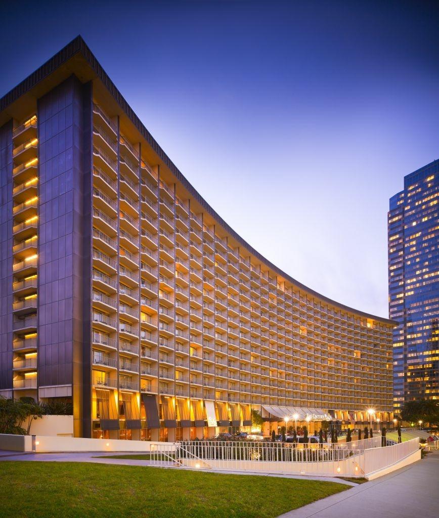 Century Plaza Hotel, Photo by Andrew Hara