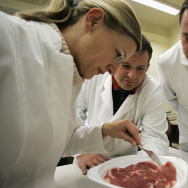 Laboratories Analyse Meat And Sausage Samples