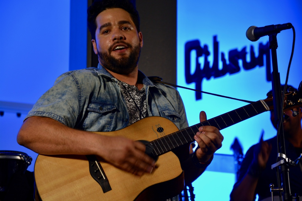 Cuban musician San Miguel moved to L.A. to record his solo album debut.
