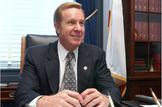 Rep. Gary Miller (R-San Bernardino)