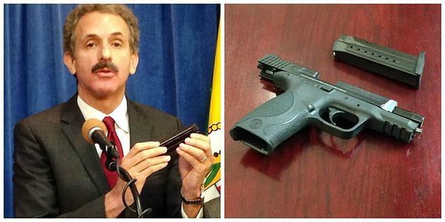 South LA gun dealer faces charges for alleged illegal sale
