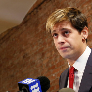"A conservative student group at the University of California, Berkeley, and far-right activist Milo Yiannopoulos (shown here in New York) are planning to host an event they're calling ""Free Speech Week"" starting on Sunday."