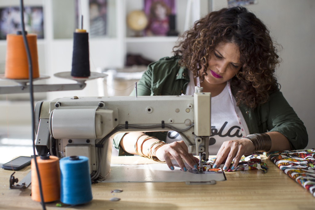 Sonia Kang is the founder and creative executive of Mixed Up Clothing, a multiethnic children's clothing line.