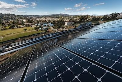 Occidental College Solar Array