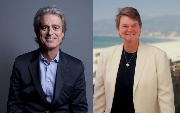 Bobby Shriver and Sheila Kuehl are competing to succeed LA County Supervisor Zev Yaroslavsky.