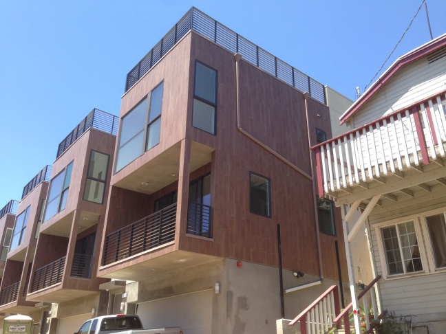 Neighbors of Morton Village, an 18-unit townhouse development, have called it