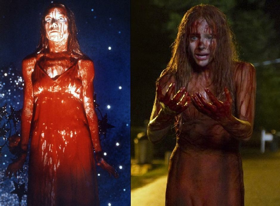 Actress Sissy Spacek scored an Oscar nomination for her role in the 1976 Carrie. Will the upcoming remake of the movie be as successful?
