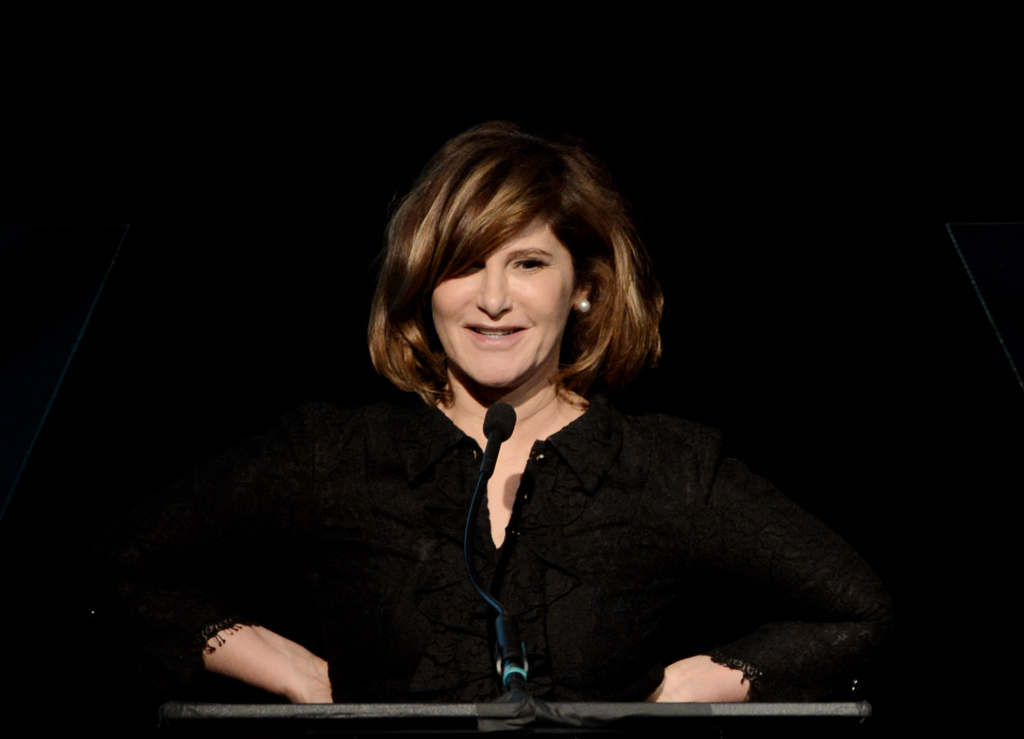 Amy Pascal, co-chairman, Sony Pictures Entertainment