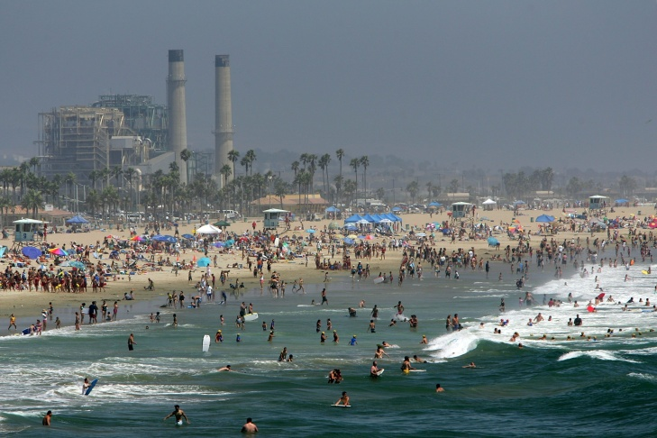 Study Shows Southern California Beach Bacteria Sickens 1.5 Million A Year