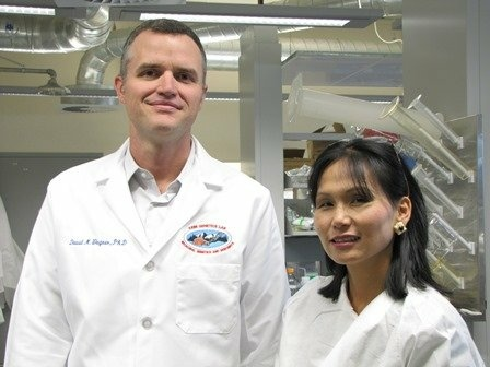Northern Arizona University biologists Dave Wagner and Dawn Birdsell have pinpointed the source of one of the deadliest plagues of all time.