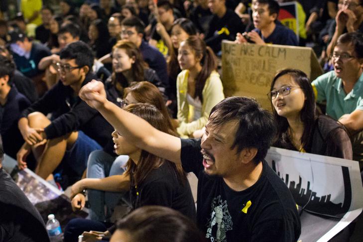 Hong Kong Vigil - 6