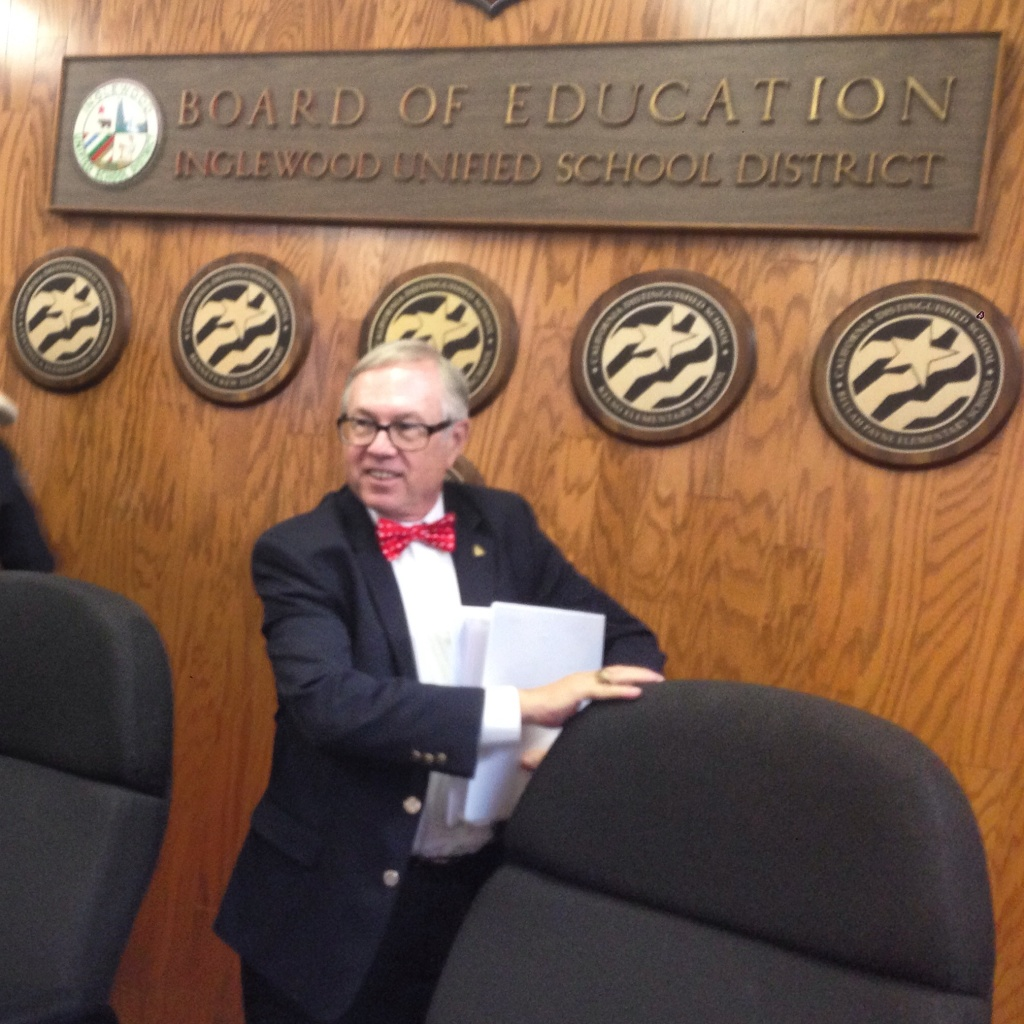 State-appointed trustee Don Brann, who has run Inglewood Unified since 2013, plans to step down later this year.