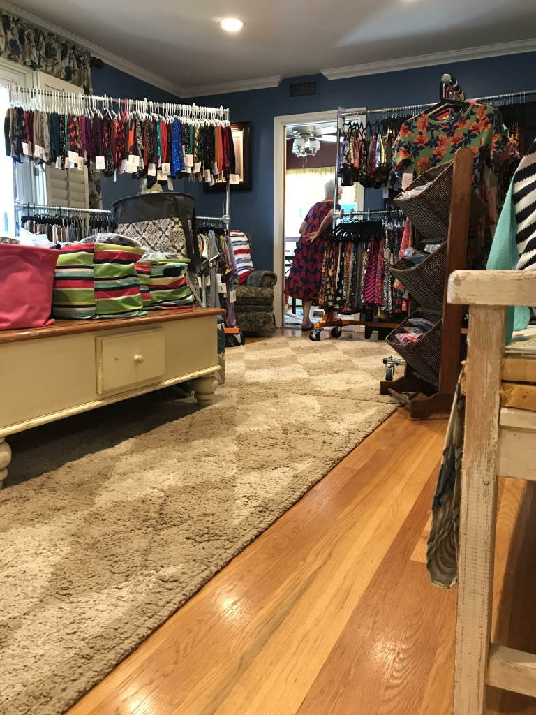 It costs about $5000 to become a LuLaRoe retailer, and pop-up parties are a key way to move merchandise, says CEO DeAnne Stidham, who created the company.