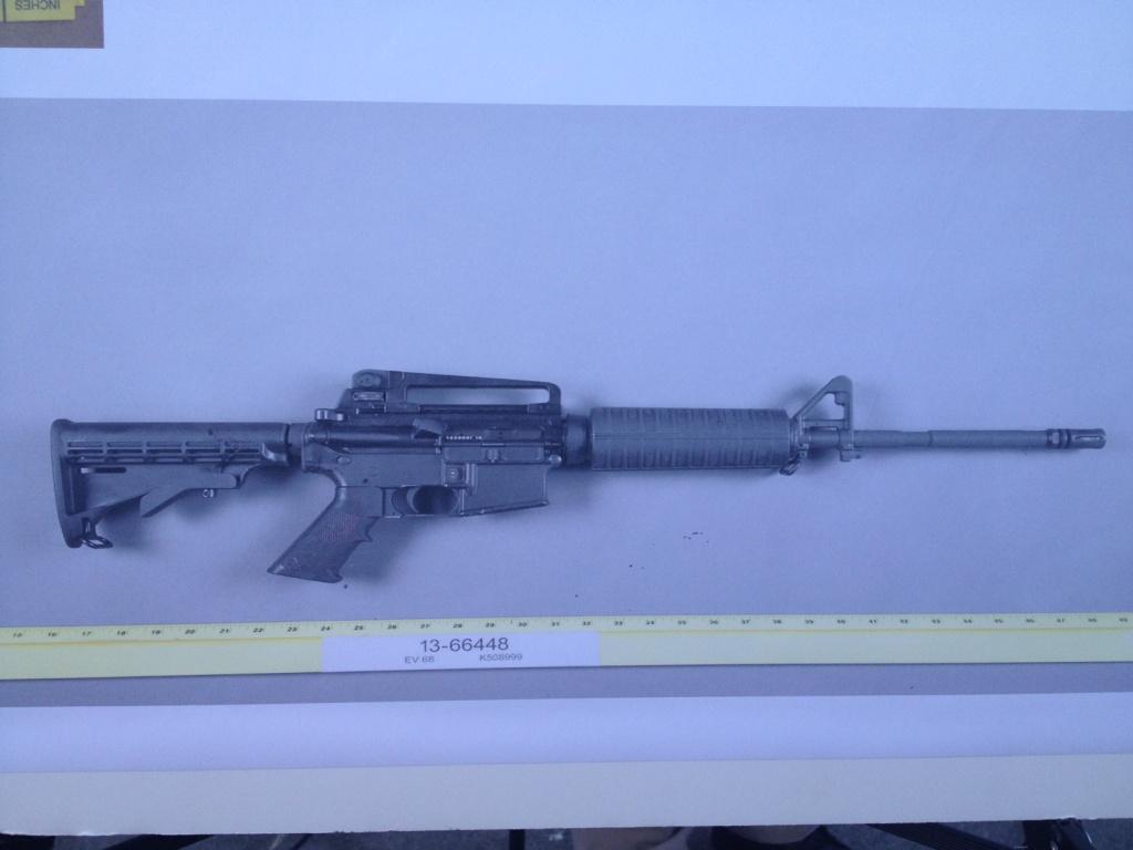 Santa Monica Shooting: Evidence