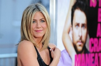 Actress Jennifer Aniston arrives for the Los Angeles premiere of Horrible Bosses. She is generating Oscar buzz for her new film