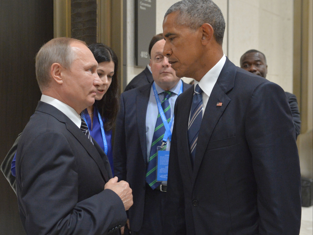 Obama 'Colluded or Obstructed' on Russian Interference