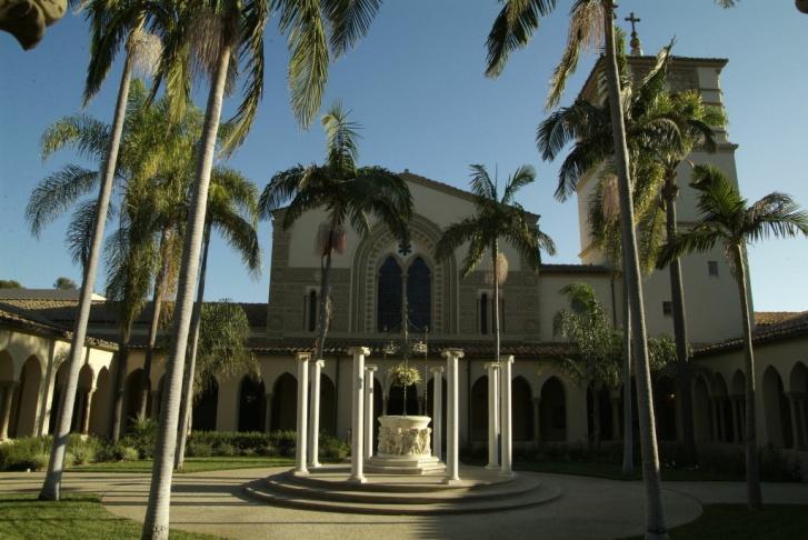 St. John's Seminary in Camarillo, Calif.