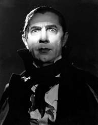Bela Lugosi as Dracula, 1931