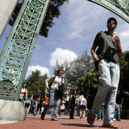 Sather Gate UC Berkeley