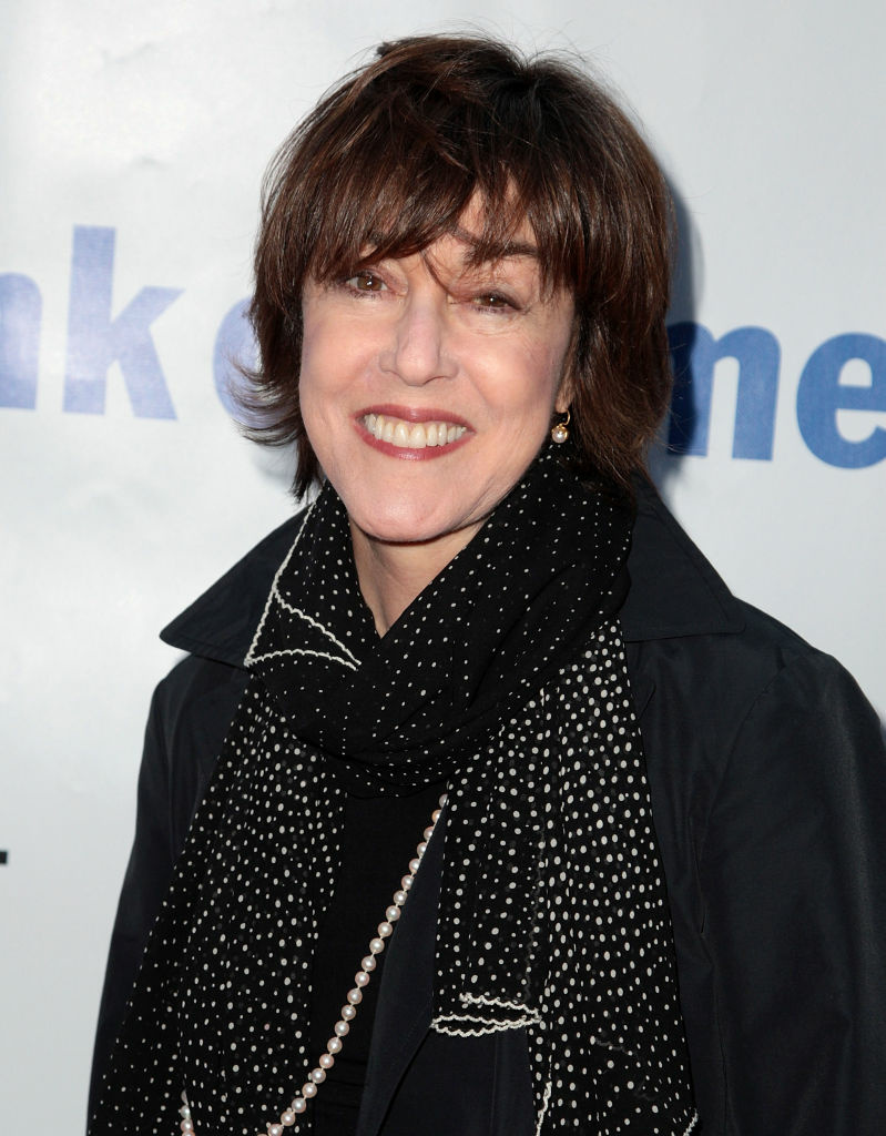 Nora Ephron in 2008.