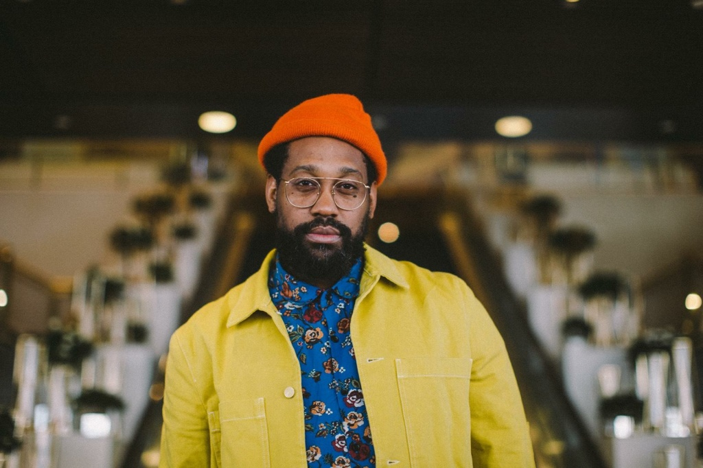 R&B artist PJ Morton is nominated in two Grammy categories for his latest album,
