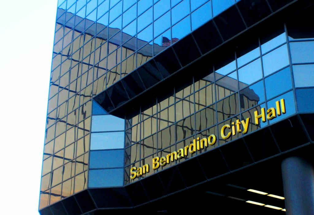 San Bernardino City Hall. Was bankruptcy really the best move for this California municipality?