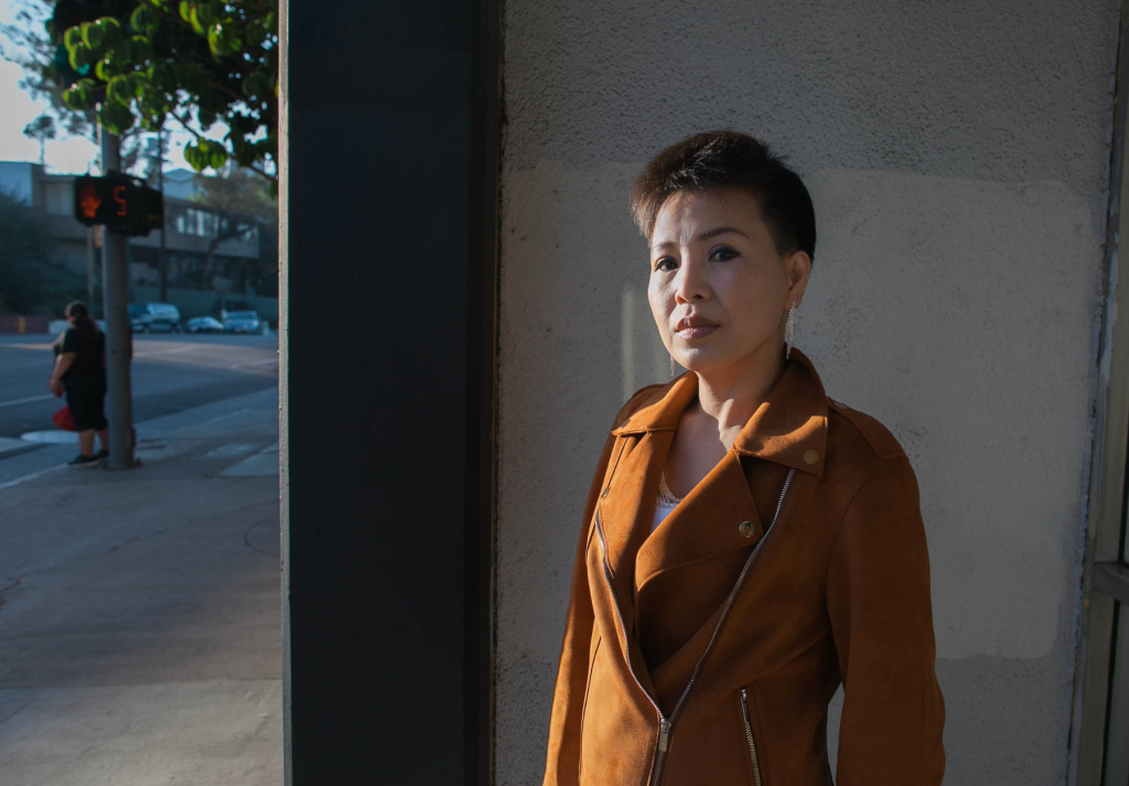 North Korea refugee May Joo survived a harrowing journey before arriving in Los Angeles where she met Sarah Cho and her father at a ministry that serves North Koreans.