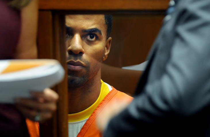 Bail Set For Former NFL Player Darren Sharper