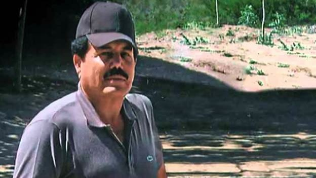 "Image of Ismael ""El Mayo"" Zambada of the Sinaloa Cartel."