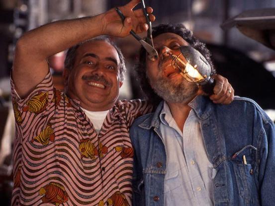 Ray (L) and Tom (R) Magliozzi of CarTalk.
