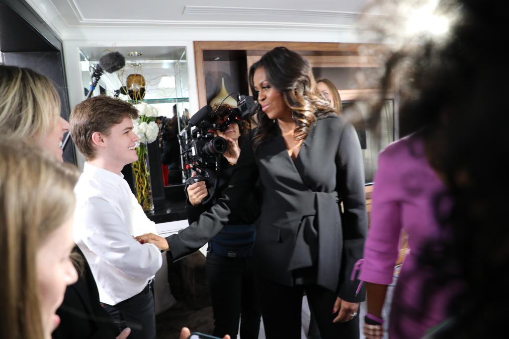 Michelle Obama in