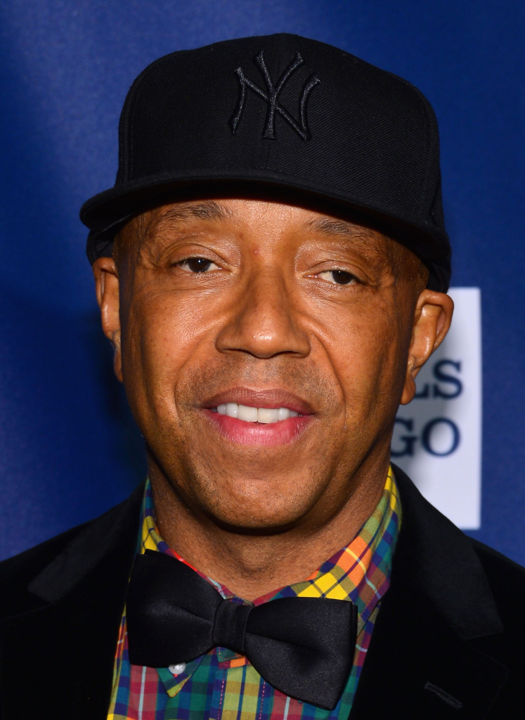 Russell Simmons attends the 24th Annual GLAAD Media Awards on March 16, 2013 in New York City.
