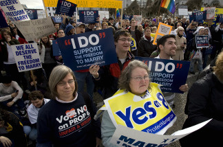 Where does California stand on Proposition 8 two years later?