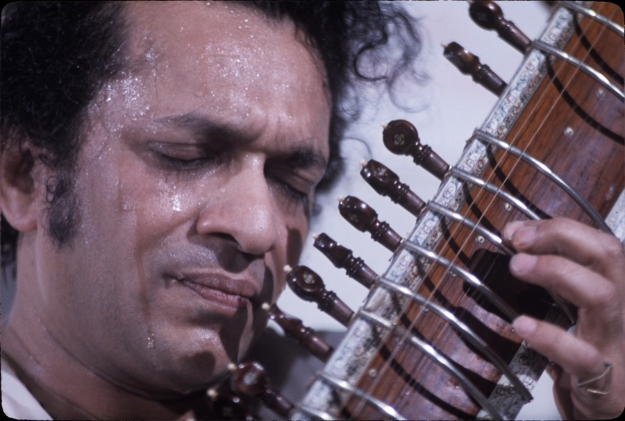 Ravi Shankar's performance at the Monterey Pop Festival was an example of how the organizers curated a wide range of talent.