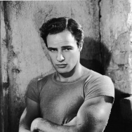 Portrait Of Marlon Brando