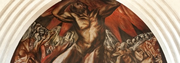 (Prometheus, 1930) An image from a Pacific Standard Time exhibition, MEX/LA at the Museum of Latin American Art.