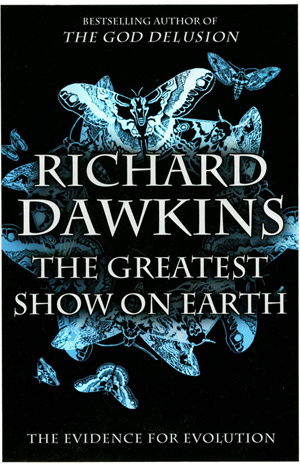 Richard Dawkins' newest book
