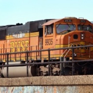 Burlington Northern Reports Higher Earnings