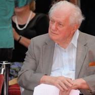 Charles Durning Honored At The Hollywood Walk Of Fame