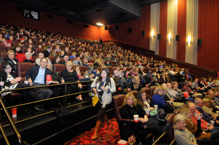 """The Hunger Games: Catching Fire"" Louisville Screening"