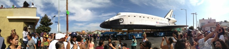Shuttle Endeavour UGC